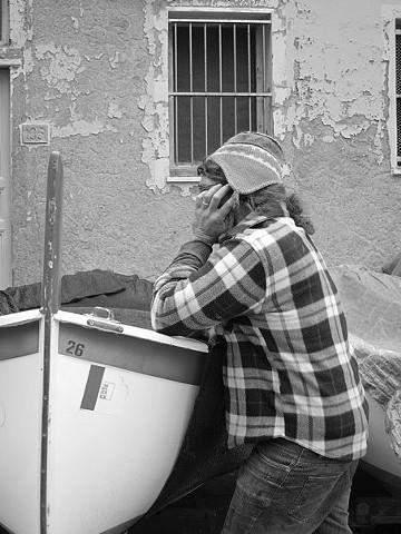 Una Conversazione e una Barca, Manarola