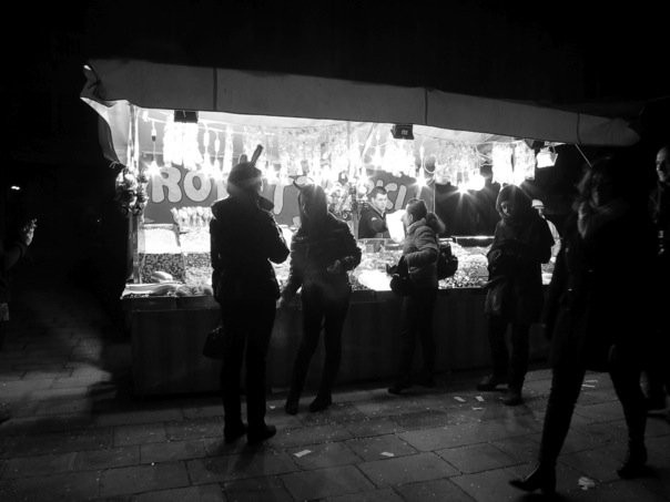 I dolci di carnevale, Venezia