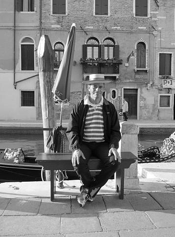 Gondoliere, Venezia