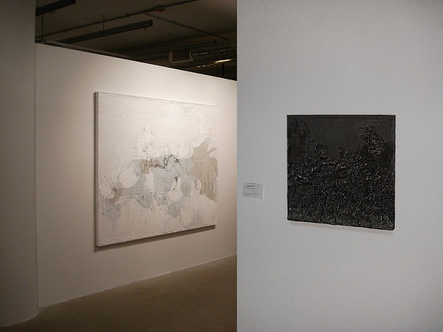 MFA Show, Installation View, 2011
