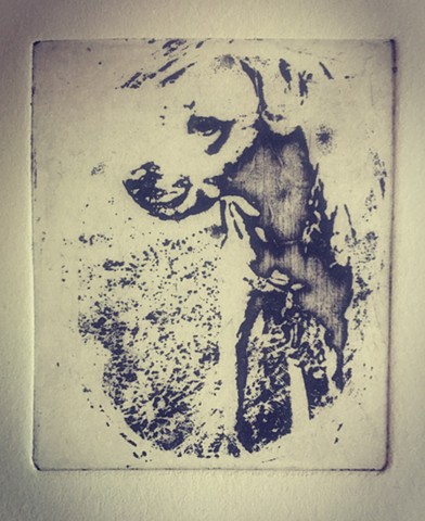Bruno - Cameo Photoetching