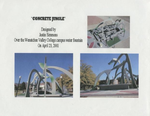 Student Work: Fountain