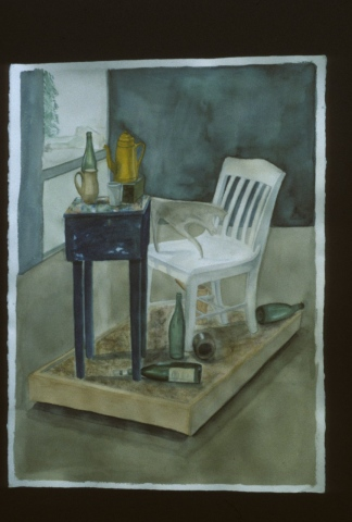 Student Work: Watercolor
