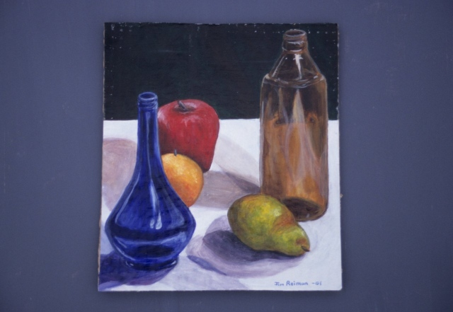Student Work Painting