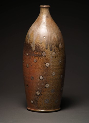 Wood fired bottle