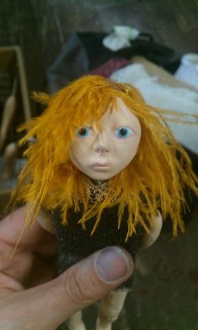 Nell head