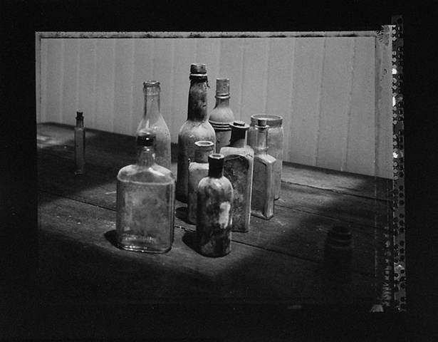 Bottles and Jars #2