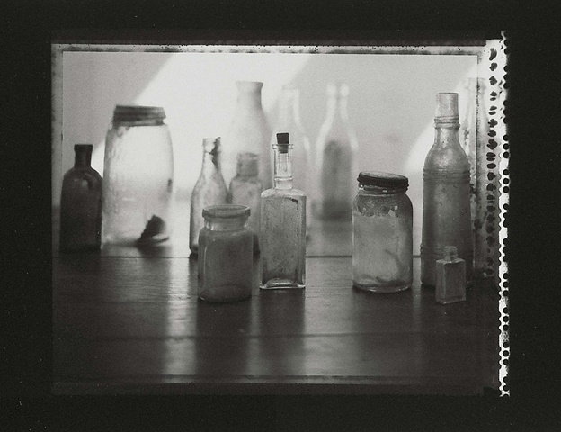 Bottles and Jars #4