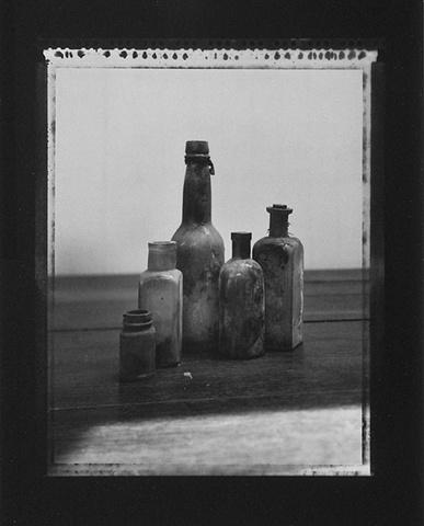 Bottles and Jars #1