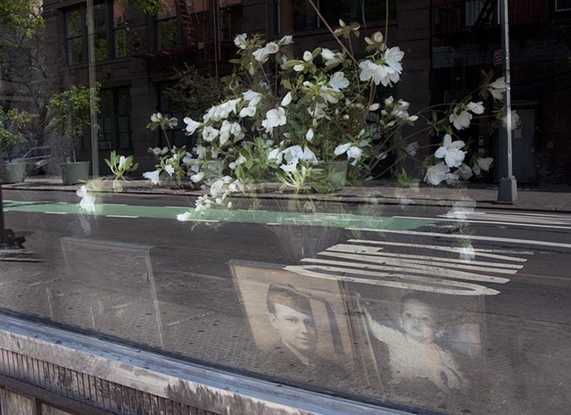 Window, Bleecker Street