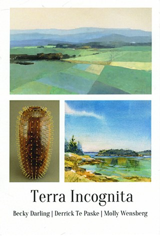 Terra Incognita, 3 person show