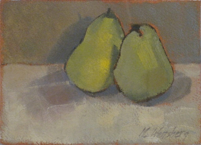 Loving Pear - sold