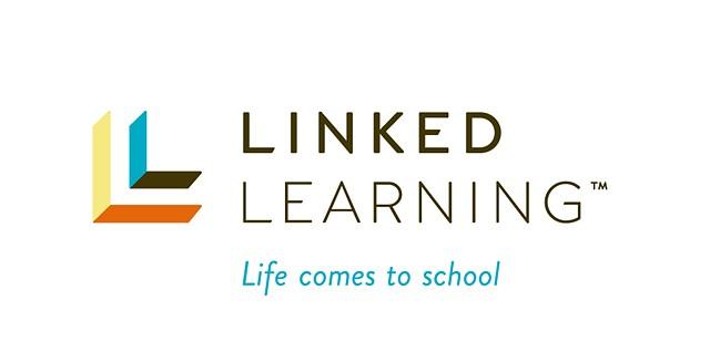 Linked Learning Logo & logotype