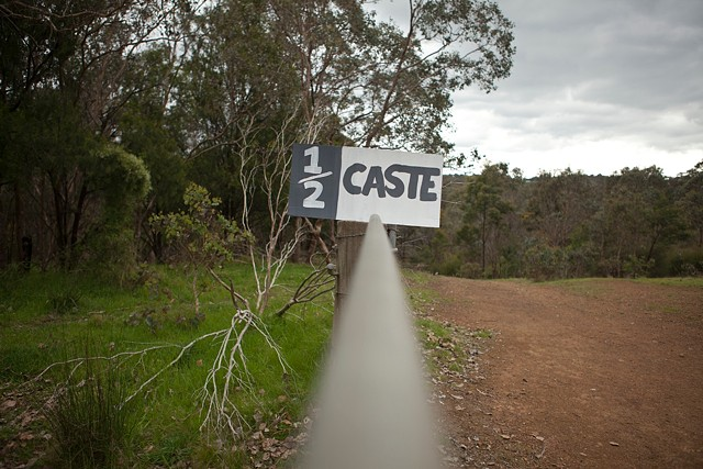 Untitled (Half Caste)