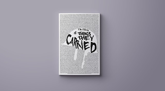 The Things They Carried Book Concept