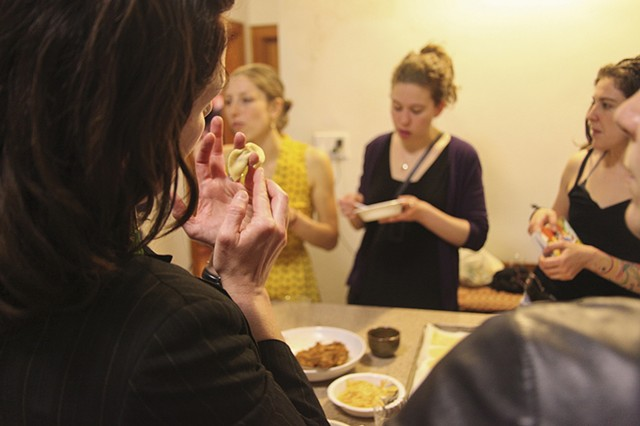 Hugh Amano, demonstration and gourmet tasting
