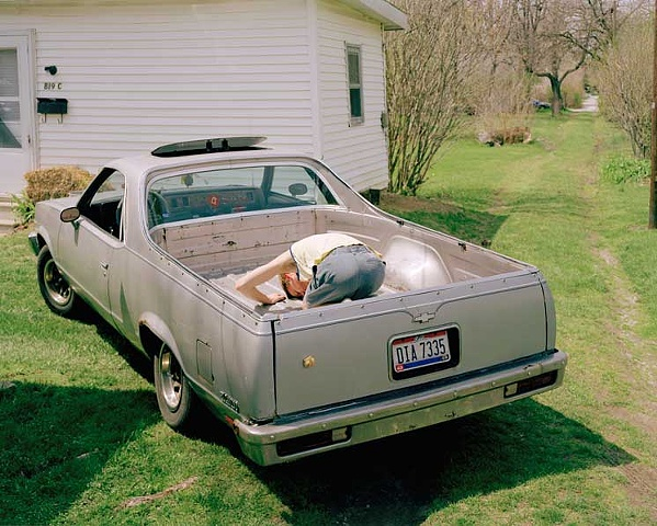 Chris and El Camino by Takeshi Moro,