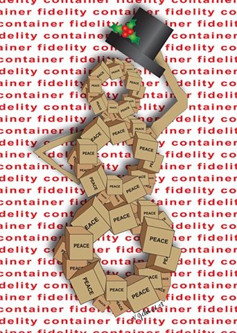 Fidelity Container Corp - Holiday Card 2008