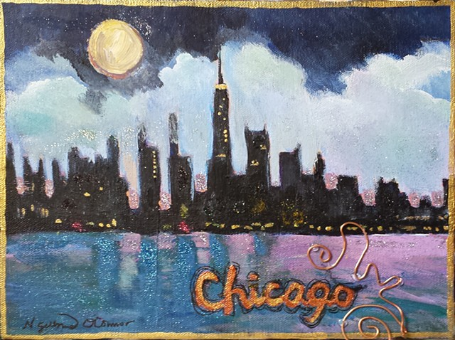 SOLD   Chicago Souvenir