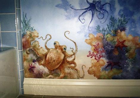 Undersea Bathroom