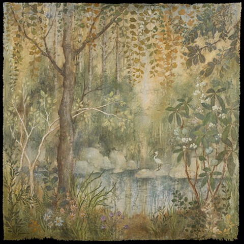 Egret River