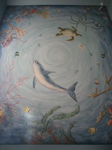 Ocean Ceiling