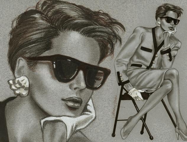 Chanel Spectator Suit