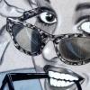 Emmanuelle Khanh / Paris Sunglasses Ad