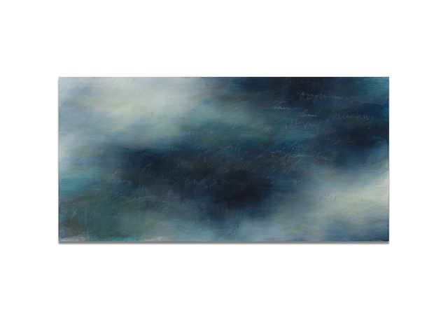 """Untitled (Dream Tide Series)"" 36x72"