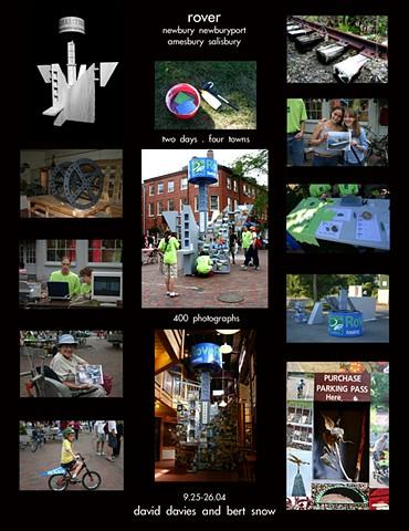 Rover - Presentation Page