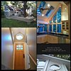Bay Village Living Room Renovation and Kitchen, Porch, and Basement Stair Addition