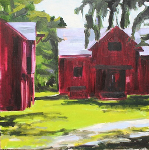 Post Barns - SOLD