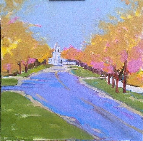 Quogue street spring - Sold