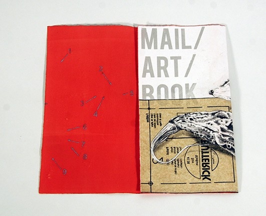 """Mail/Art/Book (tri-fold)"""