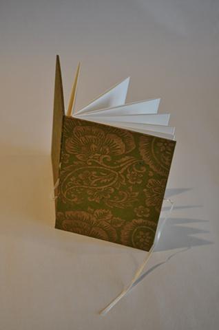 Accordian Fold, blank