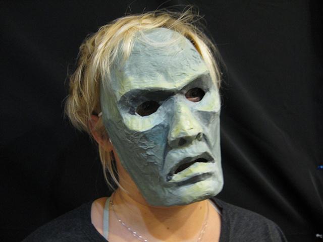 Zombie Masks