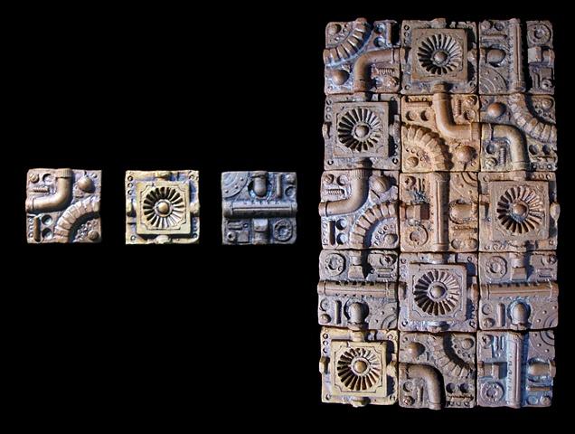 Ceramic Tech Tiles