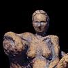 Reclining Female Figure Study
