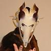 Goat's Head Mask