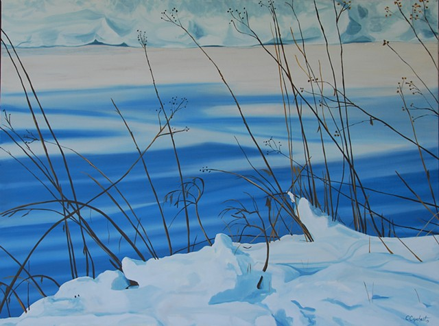 winter, snow, Wisconsin