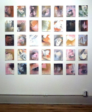 Installation View: No Place Studies