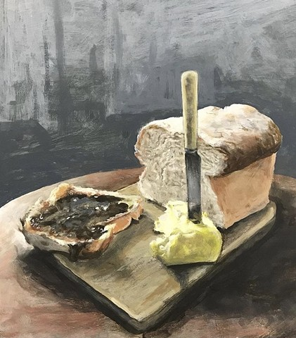 Daily Bread  (sold)