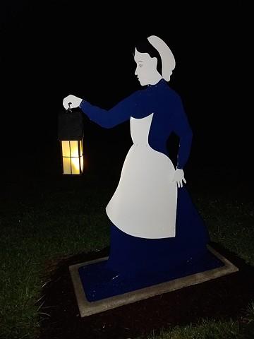 Tompkins County Civil War Nurses Memorial