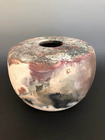 Pit Fired Pot