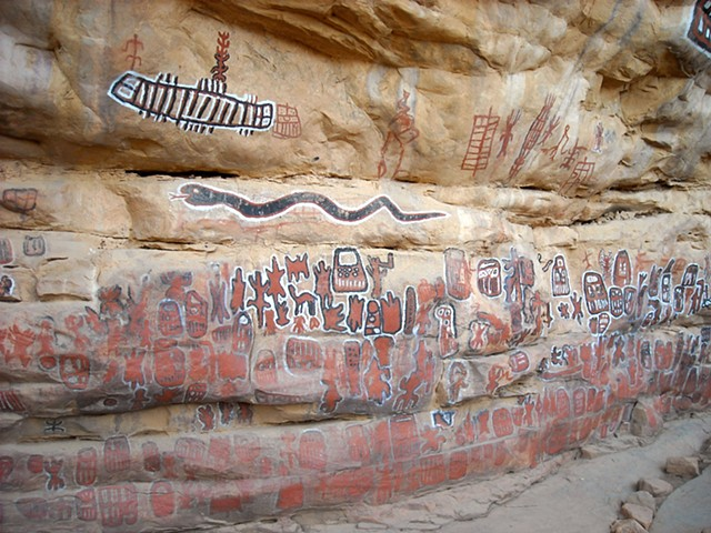 Circumcision Cave Paintings