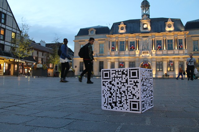 QR Code Project (Troyes)