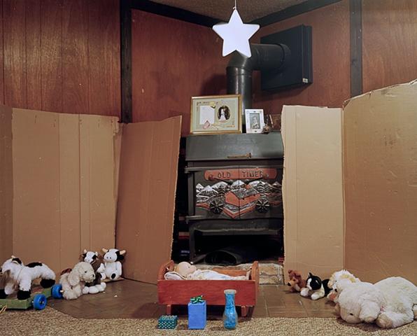 Nativity Scene, Monticello MN