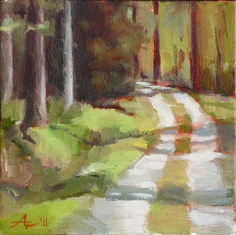 Bend in the Road - SOLD
