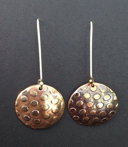 Annealed and Forged Copper Discs