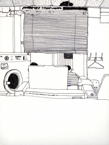 Laundromat, Philadelphia